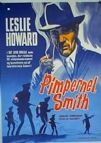 Pimpernel Smith 1941 DVD - Leslie Howard / Peter Gawthorne
